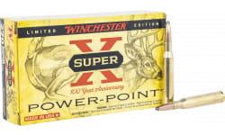 Winchester Ammo SPRX 270 WIN 150 GR PP 100YR Aniv - 20rd Box