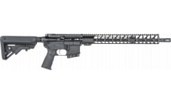 "Battle Arms Development WORKHORSE 017-CA Workhorse 16"" 30+1 Black 6 Position B5 Bravo Adjustable Stock Black Polymer Grip Right Hand Optic Ready"