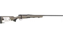 "Mauser M18065PS M18 Savanna 4+1 Cap 24.40"" Black Rec/Barrel Brown Fixed Stock Right Hand (Non-Threaded)"