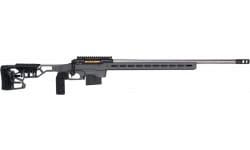 "Savage 57561 110 Elite Precision 30"" 5+1 Matte Black Receiver Matte Stainless Barrel Adjustable MDT ACC Aluminum Chassis Stock"