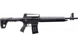 "Charles Daly Chiappa 930.190 AR12S Semi Auto 20"" 5rd Mag Tactical Shotgun"