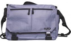 Rukx ATICTBBS Conceal Carry Business BAG Gray