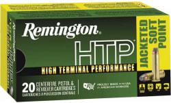 Remington HTP 44 REM Mag 240rd JSP - 20rd Box