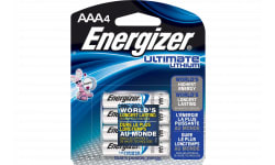 Energizer L92BBP-4.H3 ULT Lith AAA4 Sensor Emod