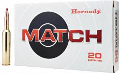 Hornady 82162 Match 300 PRC 225 ELD-MATCH - 20rd Box