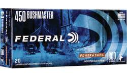Federal 450BMB 450BSH 300 SP - 20rd Box