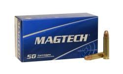 MagTech 30A, Case, 30 Caliber Carbine Ammunition -  110 GR Full Metal Jacket, Brass Boxer, Reloadable - 1000 Round Case
