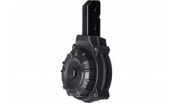 ProMag DRMA10 Drum MagAR15 9mm 50rd Black SMG Type