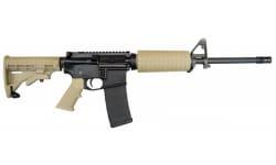 "Core 15 Scout AR-15 Rifle, .223 / 5.56, 16"" Barrel - FDE Furniture - 11987"