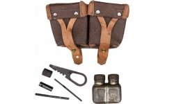 Military Surplus Mosin Nagant Accessory Set w/ Pouch, Tool Set and Oil Bottle
