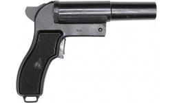 "Russian / Romanian Flare Launcher Single Shot Break Action 26.5mm 6"" Barrel - Bakelite Grips - NRA Surplus Good Condition"