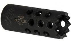 Saber Boss Muzzle Brake for Saiga and Cheetah 12GA Shotguns by SGM Tactical
