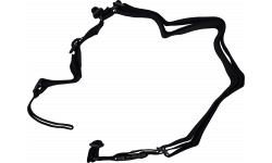 SRT Tactical Three Point Rifle Sling - Black