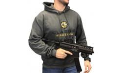Classic Firearms Hoodie - Gray