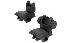 Tacfire Same Plane Polymer Flip-Up Sights - IS008B