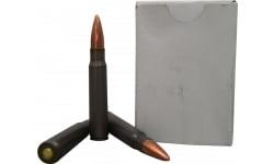 Romanian 8MM Mauser, 7.92x57mm 170 GR FMJ New Production Ammo - 20rd Box