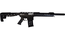 """AR-12 PRO Semi Auto, AR-15 Style 12GA Shotgun by Panzer Arms of Turkey, 3"""" Chambers, Aluminum Upper and Lower w/ Enhanced Gas System."""
