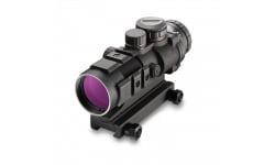 Burris 3X32 AR-332 Rifle Scope, Tactical Ballistic CQ Red Dot - 300208