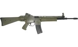 "MarColMar Firearms Cetme-L Roller Lock Delayed Blowback Rifle 16"" Barrel .223/5.56 20rd - Battlefield Green Finish / Furniture - MCM-LGRGRNR"