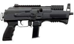 "Charles Daly Chiappa PAK-9 Semi Automatic Pistol 6.3"" Barrel 9mm 10rd - Matte Black  - 440.071"