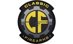 Classic Firearms PVC Logo Morale Patch