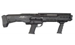 Standard Manufacturing DP-12 - 16 Shot Double Barrel Pump Action 12GA Shotgun