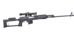 Zastava Arms PAP M91SR AK Sniper Rifle 7.62X54R Black - SR91762
