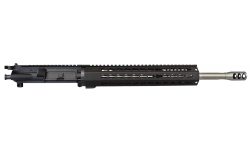 """AR-15 Drop In Ready Complete Upper w/ Stainless 16"""" M4, .223 / 5.56 Barrel, 12"""" Free Float Keymod Fore End by Riley Defense"""