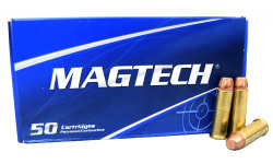 MagTech .38 Special 158 GR FMJ, Flat Nose, 755 fps - 50 Rd Box