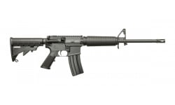 "DoubleStar Semi-Automatic Forged Aluminum AR-15 Rifle 16"" Barrel .223/5.56 30 Round - Black - BW100"