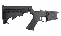 E3 Arms AR-15 Improved Gen II Complete Polymer Lower Receiver