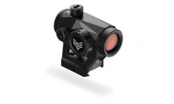 SwampFox Liberator II Red Dot Sight - 2 MOA Reticle - Shake N Wake Technology - RDLR122-2RD
