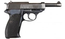 German Walther P1 Pistol - 9mm