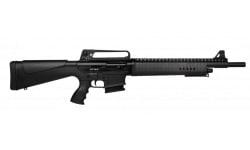 "G-Force GF99 Semi-Automatic AR-12 Shotgun 20"" Barrel 12GA 3"" (2) 5rd - Black Finish - GF991220"