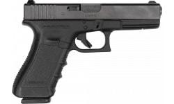 "Glock 17 Gen 3 Semi-Auto Pistol 9mm 4.49"" Barrel 17rd - Used Law Enforcement Trade-In - Surplus Good/Very Good Condition"