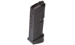 Glock OEM G42 .380 Auto 6 Round Magazine Extended