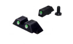 Glock OEM Factory 3 Dot Night Sights, Original Glock Manufacturer, 6.5mm