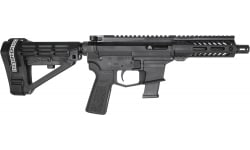 "Angstadt Arms UDP-9 Semi-Automatic Pistol 6"" Barrel 9mm 15rd -SB Tactical SBA4 Brace - Accepts Glock 17/19/19X/22/23/31/32/45 Style Mags-  AAUDP09U06"