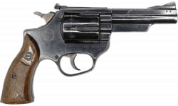 "Astra 960 Revolver 4"" Barrel .38 Spl 6-Shot - NRA Surplus Good to Very Good Condition"