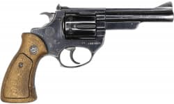 "Astra NC-6 Revolver 4"" Barrel .38Spl, 6-Shot - NRA Surplus Good Condition"