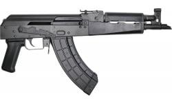 "Century Arms - Draco - AK-47 Platform Semi-Automatic Pistol - 10.5"" Barrel - 7.62x39mm - 30 Round Magazine - HG6642-N"