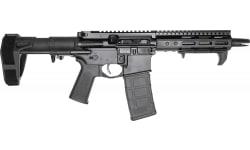 "Franklin Armory PDW-C7 AR-15 Pistol 7.5"" Barrel .223/5.56 30rd - Includes BFSIII Binary Curved Trigger, PDW Brace, & Handstop -  3128-BLK"