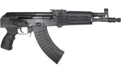 Fostech Edition Polish Hellpup Semi-Automatic AK-47 Pistol 7.62x39 30rd -- Comes Complete W/New Fostech  Echo AK-47 Binary Trigger Installed