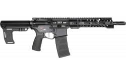 """POF Renegade Plus Semi-Automatic AR-15 Pistol 10.5"""" Barrel .300BLK 30rd - Includes MFT Brace & Pistol Grip - 01462"""