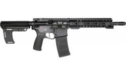 """POF Renegade Plus Semi-Automatic AR-15 Pistol 10.5"""" Barrel .223/5.56 30rd - Includes MFT Brace & Pistol Grip - 01448"""
