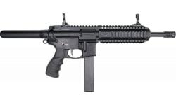 "SAR USA 109T Semi-Automatic AR-9 Pistol 8.6"" Barrel 9mm 30 Round - Includes 3 Magazines - Black Finish"
