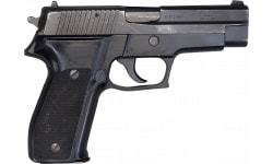 "West German Sig Sauer P226 9mm Pistol Used, Semi-Auto, 4.4"" Barrel - Surplus Good Condition"