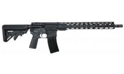"Radical Firearms FR16-5.56SOC-15RPR, AR-15 Rifle 5.56 Nato, 16"" Socom Profile Barrel, RPR Free Float Rail -  30 Round Mag"