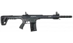 "Panzer Arms - AR-12 KMR Tactical - Semi-Auto Shotgun - 20"" Barrel - 12 Gauge - 2-5 Round Magazines - KMR Rail - PAAR12KMR"