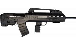 Kral Arms, Turkish Made Bullpup Type 12 Ga. Shotgun, Semi-Auto, Model XB W / 2-5 Round Magazines - KRAL0002